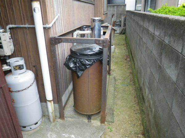 善通寺市で石油 給湯器の修理、取替