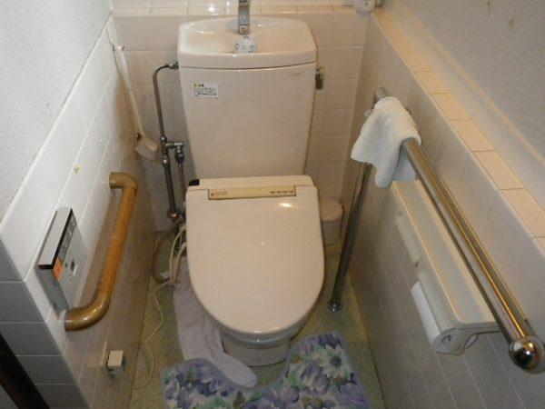 丸亀市 トイレ 水漏れ