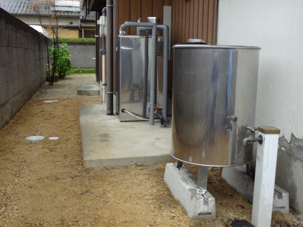 宇多津町 石油給湯器 交換