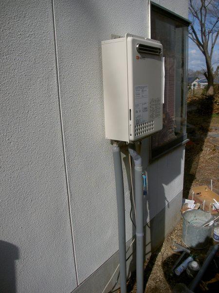 三豊市 ガス給湯器 交換