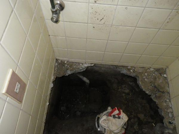 高松市 水漏れ修理