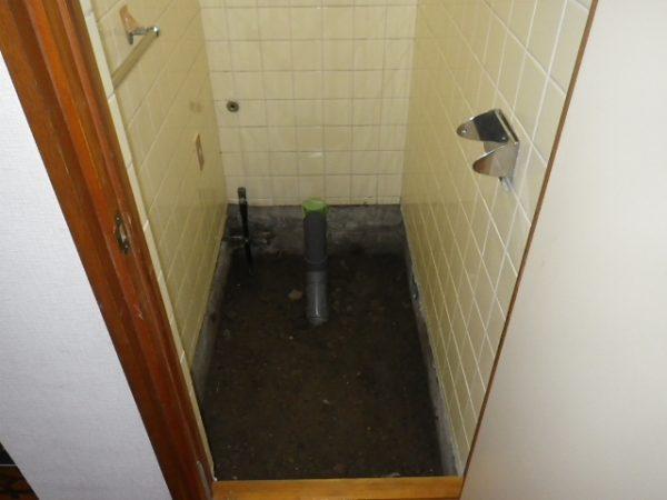 高松市 トイレのリホーム