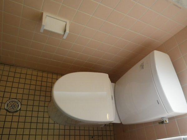 トイレのリホーム