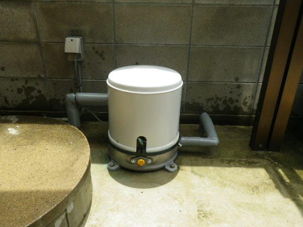善通寺市 井戸ポンプ 水漏れ 交換
