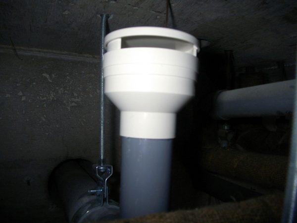 善通寺市 排水管のゴボゴボ音 修理完了
