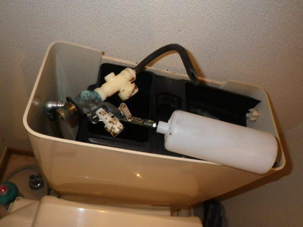 善通寺市 ジャニス トイレ水漏れ修理
