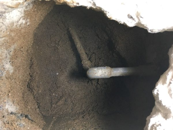 微量の漏水箇所を特定