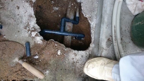 坂出市内で微量の漏水箇所を特定!!