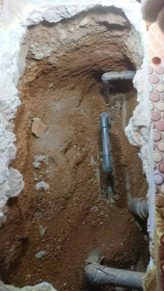 まんのう町内 超微量の漏水箇所を3ヶ所を特定