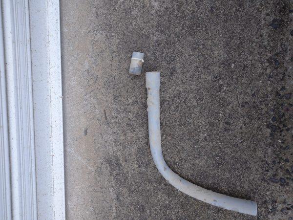 まんのう町内 漏水調査修理完了