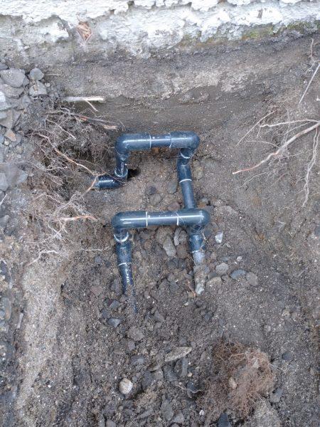 坂出市内の工場で漏水箇所を特定