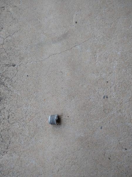 善通寺市内で漏水箇所を特定